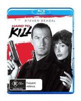 Hard to Kill (Blu-ray) Steven Seagal Action Martial Arts Rare OOP Like New!