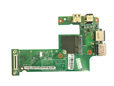 Dell Inspiron 15R (N5010) DC Power Jack / ESATA Port IO Circuit Board WXHDY