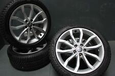 Original Audi A4 8W Alufelgen 18 Zoll Pirelli 6.5mm Winterräder 245 40 r18 97V