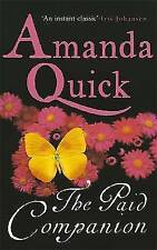 The Paid Companion by Amanda Quick (Paperback, 2005) New