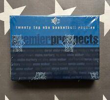 1996-97 KOBE BRYANT 🐐 ROOKIE rc - Unopened SP Premier Prospects Jumbo Set