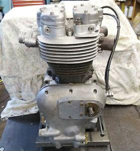 NRE Nourish Weslake 360 Degree 500cc Engine