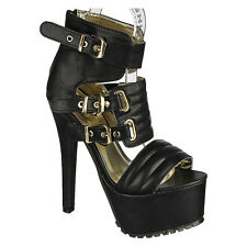 NEW Sexy Booties High Heels Stilettos Platform Pumps Stripper Dancer shoes H82