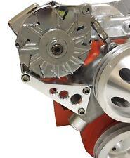 Small Block Chevy New Aluminum Alternator bracket Long Water Pump SBC LWP 350