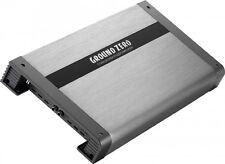 Ground Zero Titanium GZTA 1.1200DX-II  Bass Amplifier 1300W RMS FREE WIRING KIT!