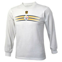 af89bd085 PITTSBURGH STEELERS Reebok Long Sleeve T-shirt Youth Size X-Large 18 ...