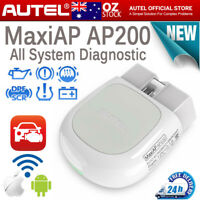 AUTEL OBD2 Bluetooth WiFi All Systems Diagnostic Scan Tool IMMO KEY Reset =MK808