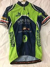Hincapie Axis Jersey Men's Size S Mars Hill College Cycling Bike Small
