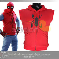 EE0371AK Spider-Man:Homecoming SpiderMan 3 Hoodie Sweater  cosplay homemade suit