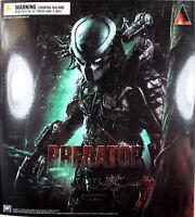 Aliens vs. Predator ~ PREDATOR VARIANT FIGURE ~ Play Arts KAI ~ 100% Authentic