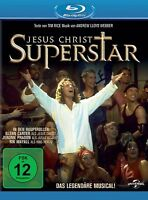 Jesus Christ Superstar - Andrew Lloyd Webber - Blu-ray Disc - OVP - NEU
