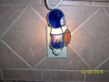 STAINED GLASS NIGHTLIGHT  handmade by seller