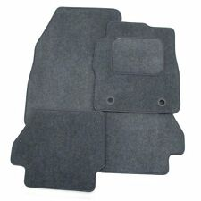 VOLVO V50 WITH CLIPS - Tailored Fitted Carpet Car Floor Mats in GREY