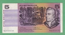 Australia 5 Dollar Note P-39c Very Fine