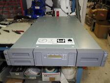 HP Storageworks MSL2024 Tape Library 407351-001 w/ LTO-4 SAS AK378A