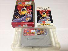 Super Famicom YU YU HAKUSHO TOKUBETSU HEN GHOST FILES  Japanese Video Game sf