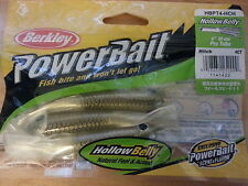 "Berkley Powerbait 4"" hollowbelly pro tube hitch color"