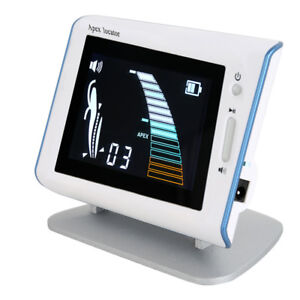 Woodpecker DTE Style Dental Endodontics Root Canal Finder Apex Locator LCD UK