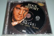 Rock Report: Elvis ~ The Lost Tapes [Interview Picture Disc] Geoffrey Giuliano