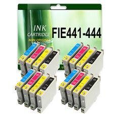 16 Ink Cartridge For Epson Stylus CX3600 CX6400 CX6600 CX3650 CX4600