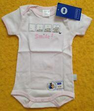 ME TOO ♥ Baby Jungen Langarm-Body OLEA Baby mit bunten Streifen ♥ Gr 56 68