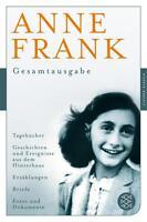 Gesamtausgabe von Anne Frank (2015, Taschenbuch), UNGELESEN