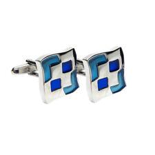 Classic Blues Design Cufflinks X2PSF218