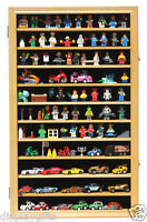 Hot Wheels 1:64 Scale / Minifigure Display Case Wall Cabinet, HW11-OA