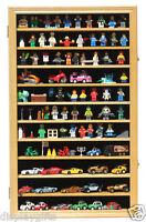 Hot Wheels 1:64 Scale / Minifigure Display Case Wall Cabinet, HW11-OA