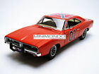 DODGE CHARGER GENERAL LEE GENERALE DUKES OF HAZZARD 1/18 AUTOWORLD AMM964