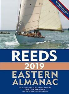 Reeds Eastern Almanac 2019 by Mark Fishwick, Perrin Towler (Paperback, 2018)