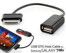 USB Host On-The-Go OTG Adapter Cable For Samsung Galaxy Tab P7500  P7510