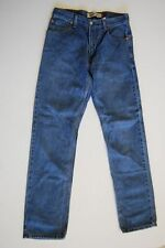 LEVIS 505 regular fit jeans pantalon bleu clair stonewashed w30 l34