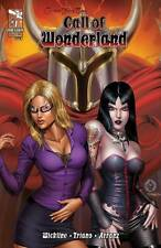 Grimm Fairy Tales Call of Wonderland #1 B Variant Zenescope Mychaels (2012)