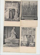 ITALY ITALIE ART SCULPTURES 117 CPA (mostly pre-1940)