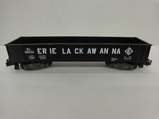 Custom Painted American Flyer S GAUGE Erie Lack Gondola BODY ONLY NO TRUCKS
