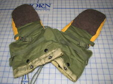 mittens arctic SMALL NEW extreme cold gloves w/ liners 100% genuine military