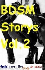 ★BDSM STORYS VOL. 2 EBOOK EROTIC STORIES EROTISCHE GESCHICHTEN AKTFOTOS E-LIZENZ