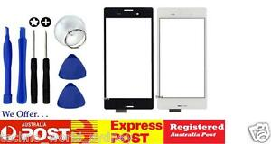 Sony Xperia E4G M4 Aqua Digitizer Touch Screen Glass Replacement & Free Tool Set