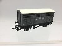 Hornby R470 OO Gauge LMS Cattle Wagon 23716