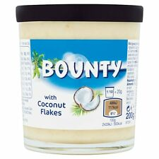 2x BOUNTY Chocolate Spread With Coconut Flakes 400g (2x200g)