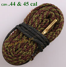 New Shotgun Bore Cleaner Fit .44 Cal .45 Cal Caliber  Gun/Pistal Cleaning