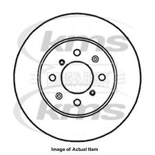 Pair Vented fits HONDA JAZZ Mk2 1.3 Front 02 to 04 L13A1 239mm 2x Brake Discs