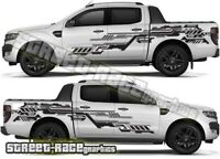 Ford F 150 rally 008 truck decals stickers graphics electrical 4x4 ranger
