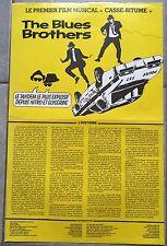 Dossier de Presse LES BLUES BROTHERS John Landis JOHN BELUSHI Dan Aykroyd *