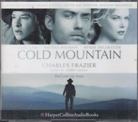 Charles Frazier Cold Mountain 3CD Audio Book Kerry Shale Abridged FASTPOST