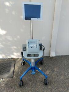 SonoSite 180 Plus Portable Ultrasound System w/ Cart & Monitor L38 C60