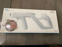 Nintendo Official Wii Zapper with Link's Crossbow Training Game - New UNUSED