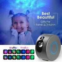 3D Aurora Laser LED Sternenhimmel Stern Projektor Licht Nebel Nachtlichter