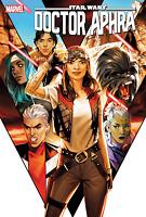 Star Wars Doctor Aphra #1 Marvel Comics Alyssa Wong Preorder